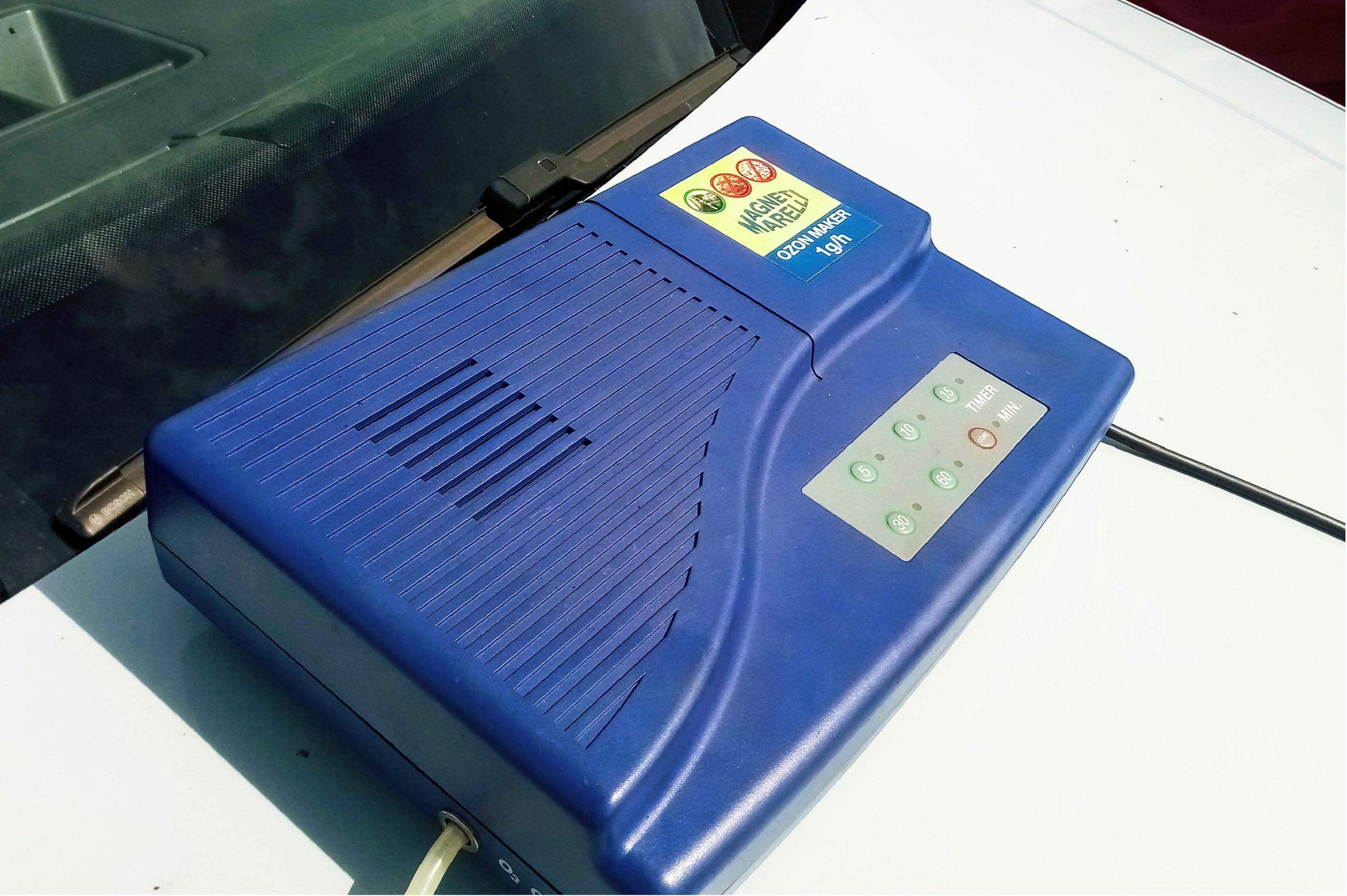 Klimatizace auto